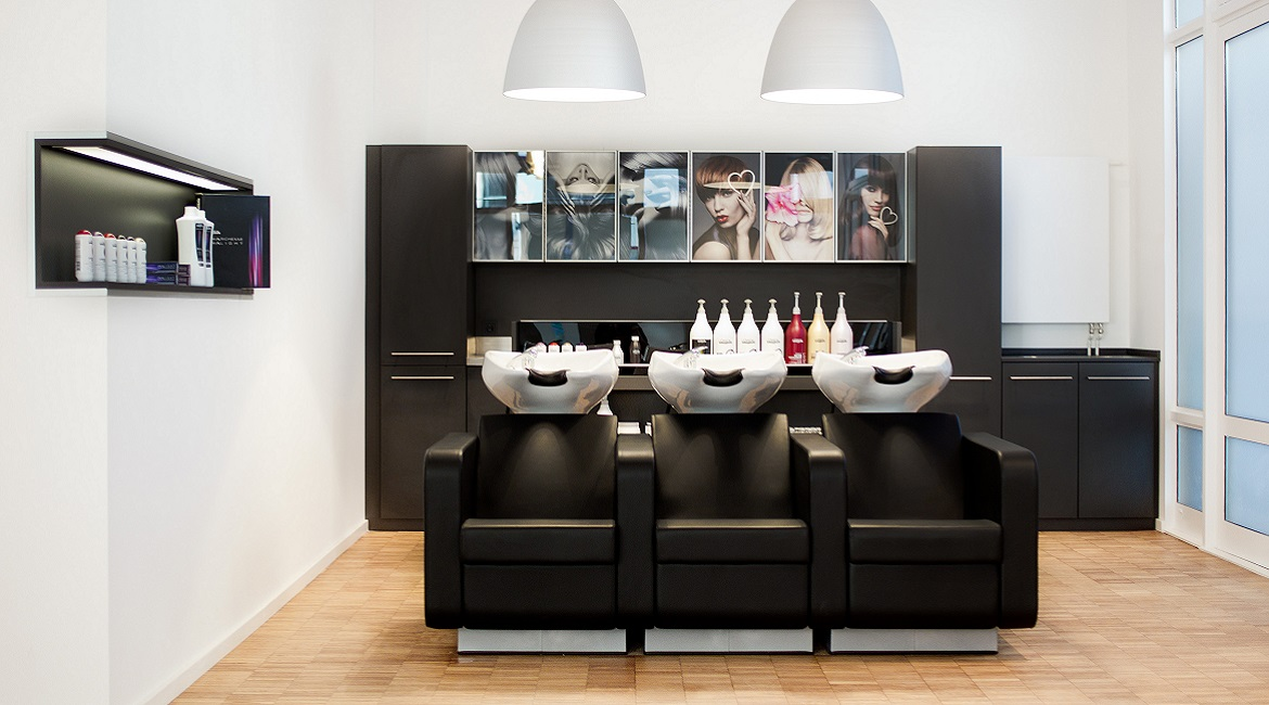 Salon designs - examples of amazing salon designs