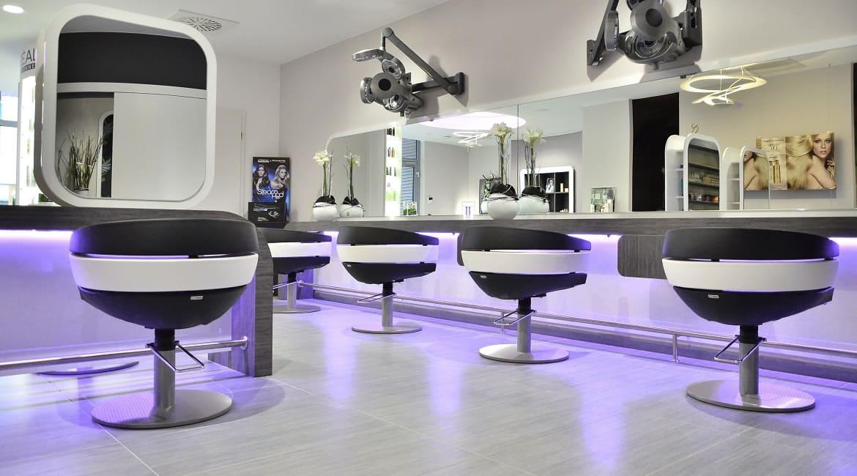 Saloneinrichtung | Ideen und Beispiele für Ihre Friseursalon ...