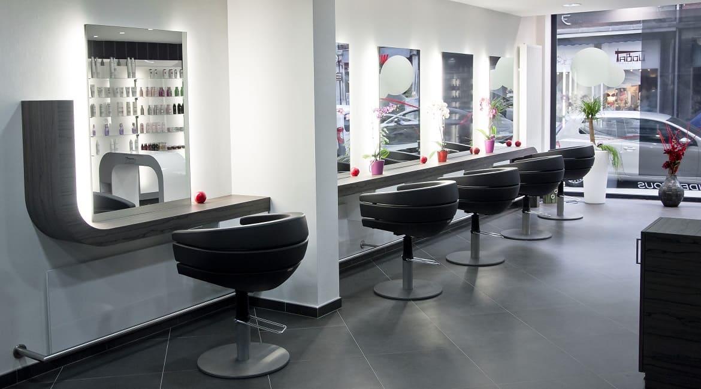 Saloneinrichtung | Ideen und Beispiele für Ihre Friseursalon Einrichtung